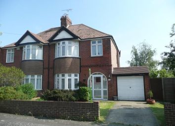 Thumbnail 3 bed semi-detached house to rent in Dolphins Road, Folkestone