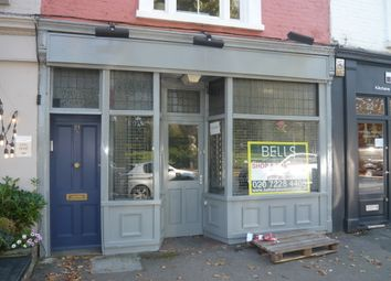 Thumbnail Retail premises to let in 21 Bellevue Road, Wandsworth Common