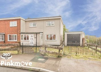 Thumbnail 3 bed end terrace house for sale in Newman Close, Newport