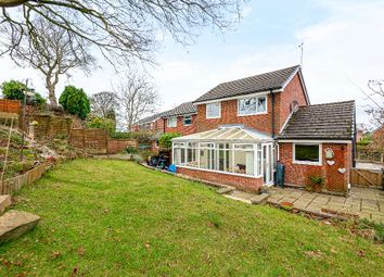 Thumbnail 3 bed detached house for sale in Thirlmere, Macclesfield