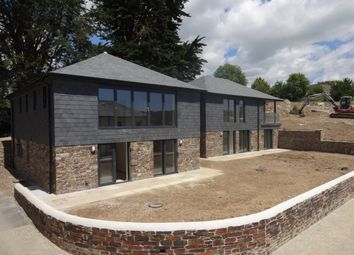 Thumbnail 4 bedroom detached house for sale in Forester's Lodge, Plympton House Estate, Plympton, Plymouth, Devon