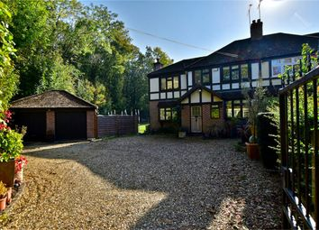 Thumbnail 3 bed semi-detached house for sale in 1 Model Cottage, Gorelands Lane, Chalfont St Giles, Buckinghamshire