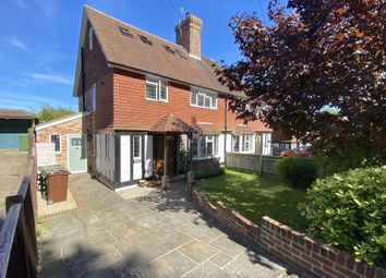 4 bed semi-detached house for sale in Wish Hill, Eastbourne, East Sussex BN20
