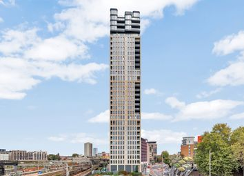 Thumbnail 1 bed flat to rent in Legacy Tower, Stratford, London