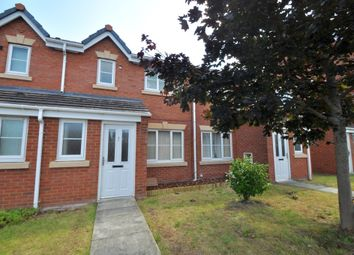 Thumbnail 3 bed terraced house to rent in Naylor Green, Ellesmere Port