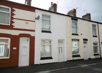 Thumbnail 2 bed terraced house to rent in Moseley Avenue, Wallasey, Wirral