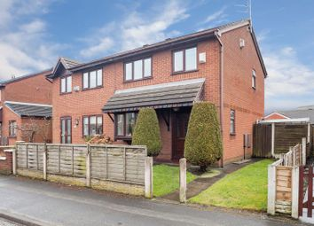 Thumbnail 3 bed semi-detached house for sale in Old Liverpool Road, Warrington