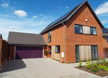 Thumbnail 4 bed detached house for sale in Swan's Nest, Swaffham