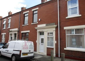 Thumbnail 4 bed terraced house for sale in Gladstone Street, Blyth