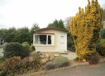 Thumbnail 1 bed mobile/park home for sale in Hopeswood Park, Gloucester Road, Longhope