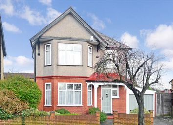Thumbnail 4 bedroom detached house for sale in Fairview Road, Sutton, Surrey