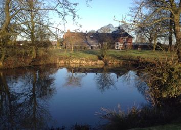 Thumbnail 3 bedroom barn conversion for sale in Bluebell Barn, Caverswall Lane, Caverswall
