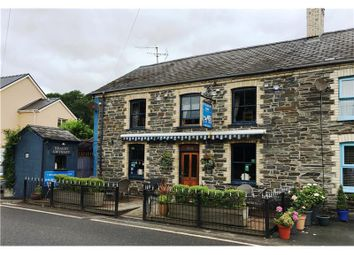 Thumbnail Pub/bar for sale in Tynllidiart Arms, Aberystwyth, Sir Ceredigion, UK