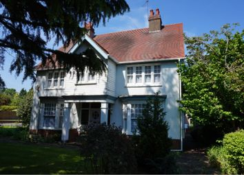 Thumbnail 8 bed detached house for sale in Leamington Road, Long Itchington