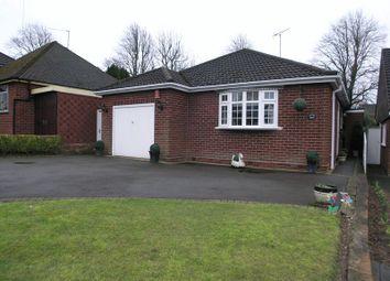 Thumbnail 2 bed detached bungalow for sale in Stourbridge Road, Halesowen