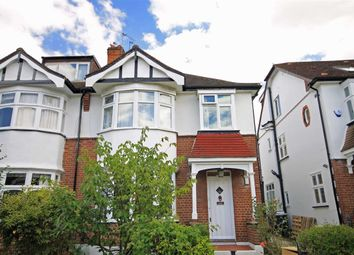 Thumbnail 3 bed terraced house to rent in Claremont Road, London