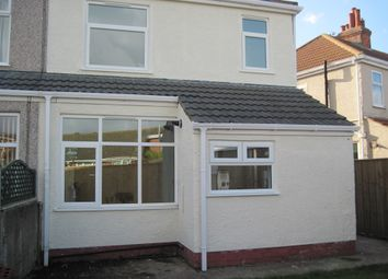 Thumbnail 3 bed semi-detached house to rent in Lewis Road, Cleethorpes