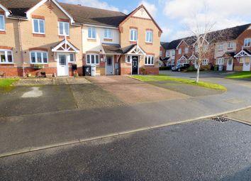 Thumbnail 2 bed semi-detached house for sale in 35, Kensington Drive, Buglawton, Congleton, Cheshire