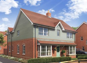 "Thumbnail 4 bed detached house for sale in ""Alnmouth"" at Ashford Road, Faversham"