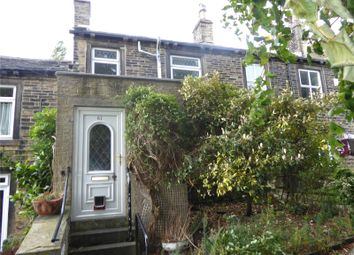 Thumbnail 1 bed terraced house for sale in Hoults Lane, Greetland, Halifax