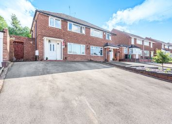 Thumbnail 3 bed semi-detached house for sale in St. Johns Road, Halesowen