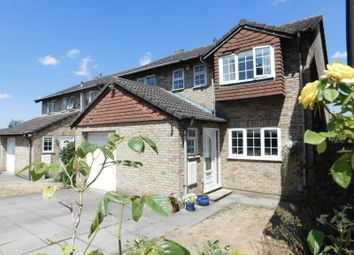 Thumbnail 4 bed detached house for sale in Marschefield, Stotfold, Hitchin, Herts