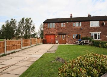 Thumbnail 4 bed detached house for sale in Coronation Drive, Leigh, Lancashire
