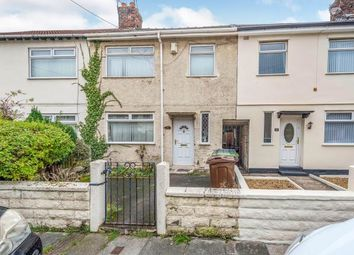 Thumbnail 3 bed end terrace house for sale in Patricia Grove, Bootle, Liverpool, Merseyside