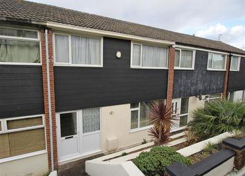 Thumbnail 3 bed terraced house for sale in Dunley Walk, Plymouth, Devon