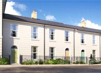 Thumbnail 3 bedroom terraced house for sale in Crown Street West, Poundbury, Dorchester