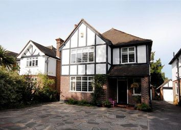 Thumbnail 5 bed detached house for sale in The Avenue, Beckenham, Kent