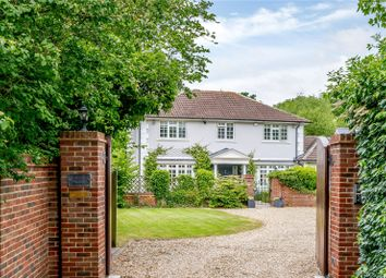 5 bed detached house for sale in Redlands Lane, Crondall, Farnham, Surrey GU10