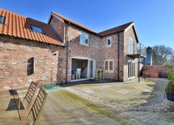 Thumbnail 4 bed detached house for sale in Waterloo Lane, Skellingthorpe, Lincoln