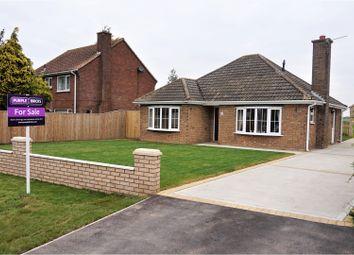 Thumbnail 3 bed detached bungalow for sale in Cissplatt Lane, Grimsby