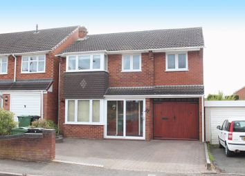 Thumbnail 4 bed detached house for sale in Albert Street, Wall Heath, Kingswinford