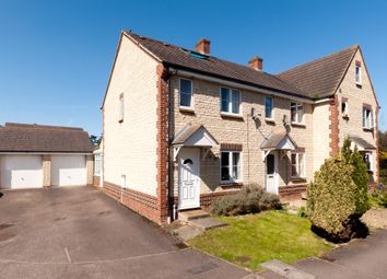 Thumbnail 3 bed semi-detached house for sale in Goldfinch Close, Bicester