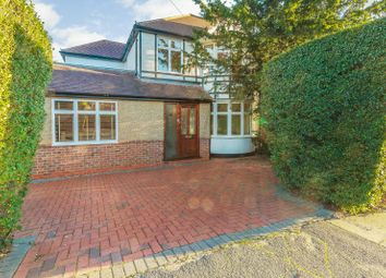 Thumbnail 4 bed semi-detached house for sale in Hillview Road, Hatch End, Middlesex