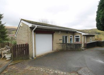Thumbnail 2 bed detached bungalow for sale in Inchfield Road, Walsden, Todmorden