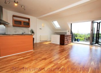 Thumbnail 3 bed flat for sale in Quernmore Road, Stroud Green