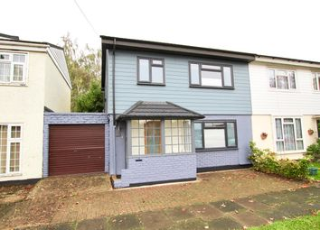 3 bed semi-detached house for sale in Bravington Close, Shepperton TW17