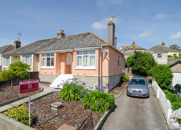 Thumbnail 4 bed semi-detached bungalow for sale in Kimberley Park Road, Falmouth