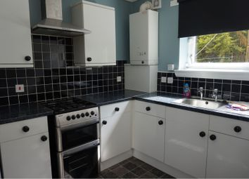 Thumbnail 2 bed flat to rent in Divernia Way, Glasgow
