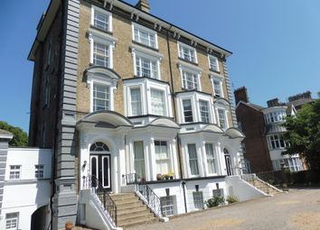 Thumbnail 1 bed flat for sale in North Parade, Lowestoft