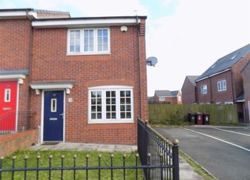 Thumbnail 2 bedroom semi-detached house to rent in James Holt Avenue, Kirkby, Liverpool