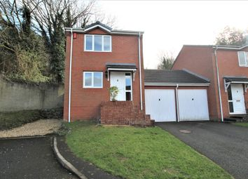 Thumbnail 2 bedroom link-detached house for sale in Chubb Drive, Plymouth