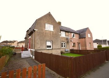Thumbnail 3 bed flat for sale in Blair Street, Kelty