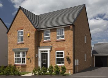 "Thumbnail 4 bed detached house for sale in ""Holden"" at Moss Lane, Elworth, Sandbach"