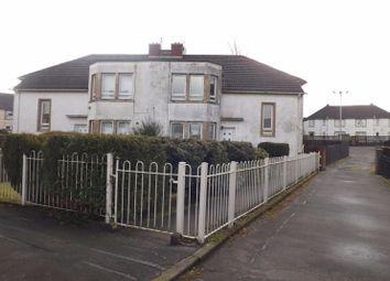 Thumbnail 2 bed flat to rent in Oxford Street, Coatbridge, North Lanarkshire
