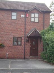 Thumbnail 2 bed mews house to rent in Castle Keep Mews, Newcastle-Under-Lyme