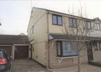 Thumbnail 3 bed semi-detached house to rent in Gweal Wartha, Helston